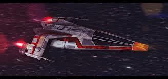 Jek 14 starfighter model