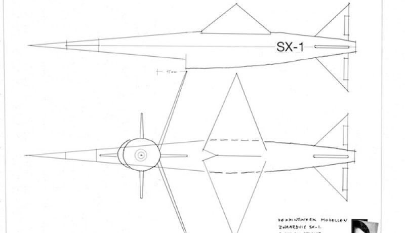 SX 1 zwaardvis