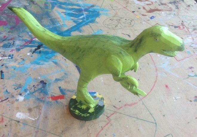T-rex:lisia