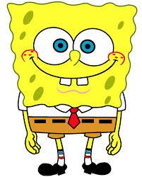 sponge bob model