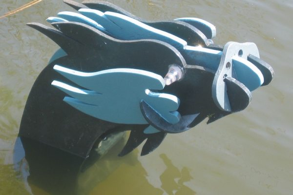 waterdraak