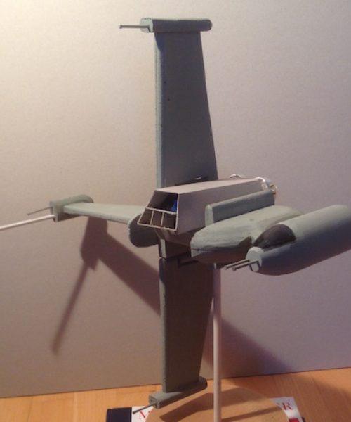 B-wing fighter 2