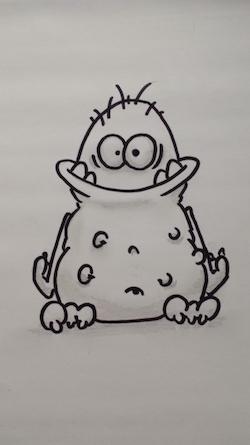 blork tekening 2